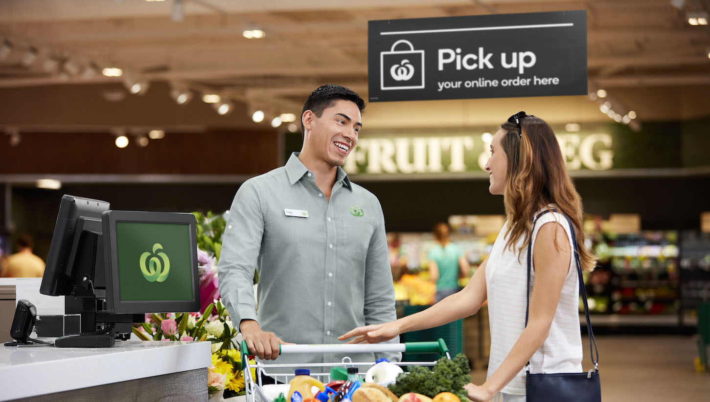 Customer Story - Woolworths