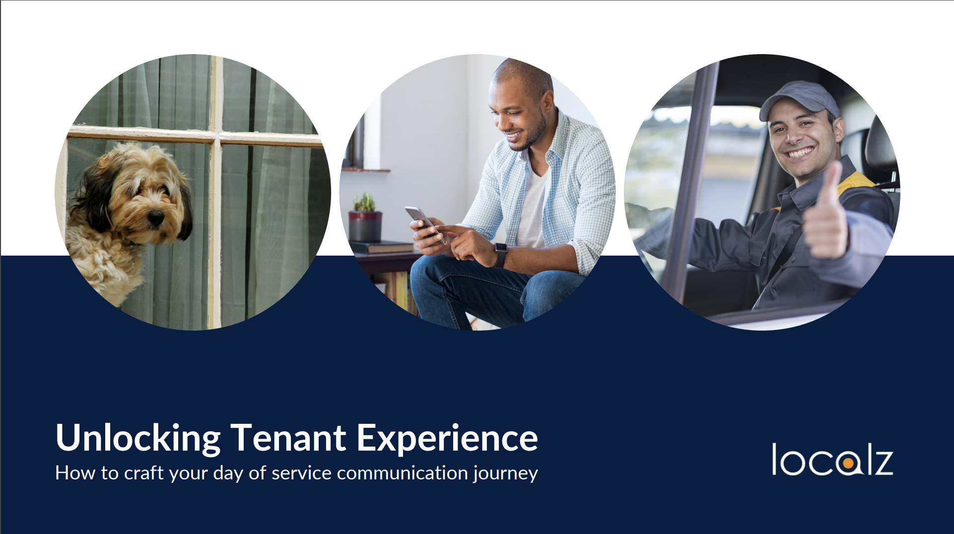 Unlocking tenant experience ebook